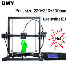 Tronxy Auto Leveling X3A DIY 3D Printer i3 3D printing With Free filament 8GB SD