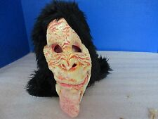 Scary EVIL GORILLA APE Hallowen Latex MASK