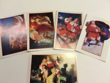 Coca Cola 1991 Post Cards (Complete Set of 5)