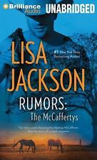 The Mccaffertys: Rumors by Lisa Jackson (2014, MP3 CD, Unabridged)
