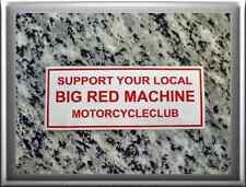 "Hells Angels Support Aufkleber ""MOTORCYCLECLUB"""