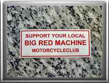 Hells Angels Support Sticker MOTORCYCLE CLUB