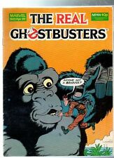 Marvel The Real GHOSTBUSTERS Comic - 15 April 1989, No.44