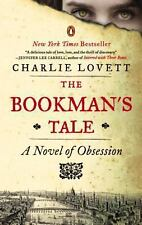 The Bookman's Tale Charlie Lovett New York Times Bestseller New Book Free Ship