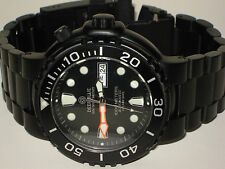 DEEP BLUE SUN DIVER III MILITARY 1000M AUTOMATIC MENS WATCH HELIUM ---FULL KIT
