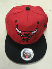 Red HipHop Snapbacks Cap Hat Headgear for Men Boys Gents