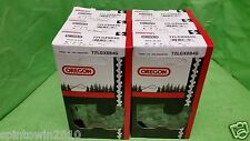 6-Pack Oregon Saw Chain 72LGX084G 84 Link 3/8,.050 33 RS 84