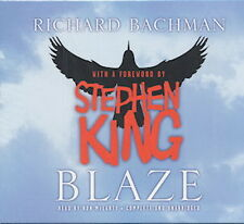 Audio book - Blaze by Richard Bachman   -   CD
