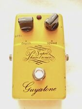 Guyatone Super Phase Sonix PS-101 ultra-rare vintage 1970's phaser pedal Japan