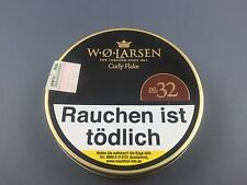 W.O. Larsen Selected Blend N° 32 Curly Flake Pfeife Tabak