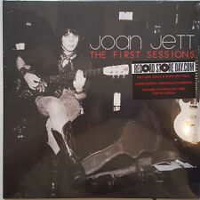 JOAN JETT LP The First Sessions NEW SEALED RSD colored vinyl w/ mp3 download