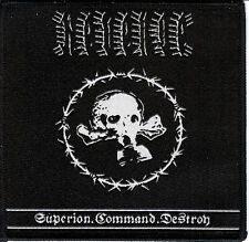 Revenge Superion Patch Order From Chaos Angelcorpse Slayer Black Death Metal