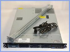 HP ProLiant DL360 G7 2x Xeon E5620 QC 2.4Ghz 24GB P410i/512MB 8SFF 2xPSU Server