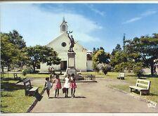CP La Réunion - Sainte-Suzanne - L'église et les jardins