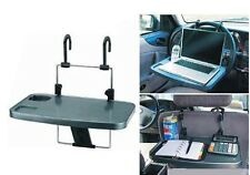 NEW Car Laptop Holder Tray Bag Mounts Back Seat Auto Table Food Stands Work Desk