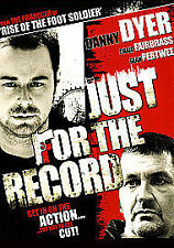Just For The Record [DVD], Good DVD, Steven Berkoff, Phil Davis, Sean Pertwee, C