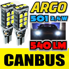 2X 15SMD W16W REVERSE LIGHT LED W5W WHITE XENON FREE ERROR AUDI A3 8P 5-DOORS