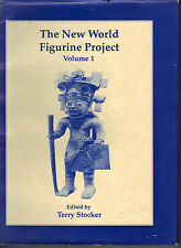 The New World Figurine Project Vol. 1 (1991, Hardcover)