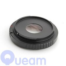 Minolta MD Lens to Canon EOS Mount Camera Adapter 760D 750D 5DS(R) 5D Mark III