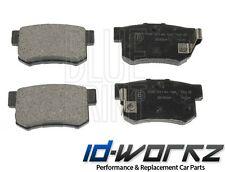 Honda Integra Type R DC2 OEM Rear Brake Pads 98
