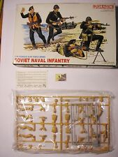 Soldatini Toy Soldiers Dragon Kit Montaggio Soviet Naval Infantry scala 1:35