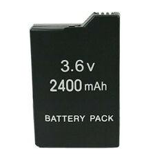 EXTENDED 3.6V 2400mAh Li-ion Replacement Battery for Sony PSP Slim 2000 3000