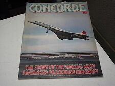 Purnells 1975 -- The Story of the Concorde Softback