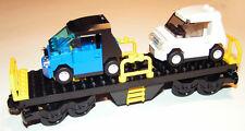 Lego City treno, camion trasporto auto 7939 (no 7936 7898 7938 60052)