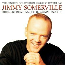THE BEST OF JIMMY SOMMERVILLE , BRONSKI BEAT & COMMUNARDS - GREATEST HITS CD