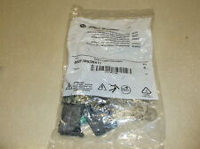 ALLEN BRADLEY LED/CONTACT MODULES WITH LATCH 800F-MN5WX11 SER A *NEW IN BAG*