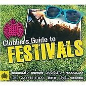 V/A - Clubbers Guide to Festivals (3CD) Feat David Guetta , Deadmau5 , Example