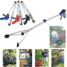 LITTER PICKER EXTENDING GRABBER ARM GRAB CLAW PICK UP RUBBISH HELPING HAND TOOL