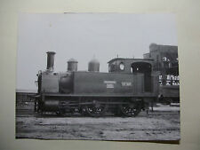 ESP411 - 1963 BILBAO RIVER & CANTABRIAN Railway Co - LOCO 120-0224 PHOTO Spain