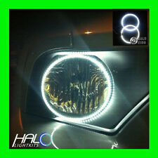 2005-2009 FORD MUSTANG WHITE LED LIGHT HEADLIGHT HALO KIT (2 Rings) by ORACLE
