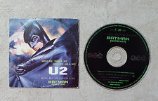"CD AUDIO / U2 HOLD ME THRILL ME, KISS ME, KILL ME (BATMAN FOREVER)"" 1992 CDS 3T"