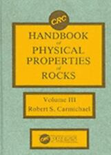 Handbook of Physical Properties of Rocks, Volume III-ExLibrary