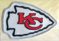 KANSAS CITY CHIEFS Willabee & Ward NFL TEAM EMBLEM PATCH COLLECTION ~ PATCH ONLY