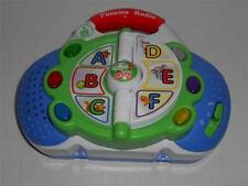 Leap Frog Phonic Radio Game 2002 Learning Letters Educational Toy Music & Lights