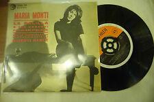 """MARIA MONTI/GIORGIO GABER""""LA BALILLA-disco 45 giri disco EP-Ricordi it 1962"""""""
