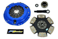 FX STAGE 4 RACE CLUTCH KIT 90-91 HONDA CIVIC CRX 1.5L 1.6L DX LX EX Si HF