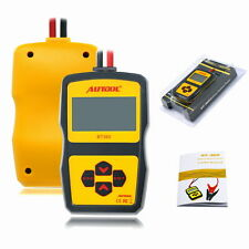AUTOOL BT-360 12V Car Battery System Tester Vehicle Charging Tester Analyzer NEW