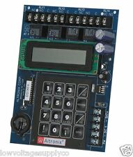 ALTRONIX AT4B 365 Day 24 Hr 4 Channel Annual Even3t Timer Board. 12/24 VAC/VDC