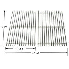 Weber BBQ Replacement Stainless Steel  Cooking Grid Grate 9930 Set of 2
