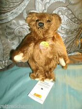 "❤Steiff Original Miniature Teddy Bear # 994920 Limited Edition 1500 Jointed 6""❤"