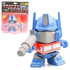 Transformers Talking Optimus Prime 5 1/2-Inch Action Vinyl Figure - SDCC 2014 Ex