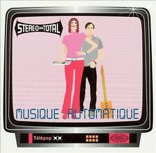 Stereo Total Musique Automatique CD ***NEW***