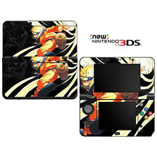 Vinyl Skin Decal Cover for Nintendo New 3DS - Naruto Shippuden 3