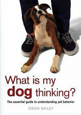 What Is My Dog Thinking? The Essential Guide to Understanding Pet Behavior.