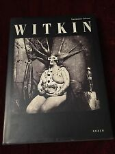 Rare! Joel-Peter Witkin First Scalo edition Photography Art Macabre Oddities