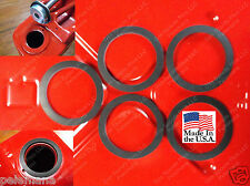 5 Jerrycan Spout Gaskets Gas Fuel Can Gallon 20L Military Army Style Rubber GSKT